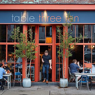 Table Three Ten Makes Southern Living S List Of Top 100 Lexington Ky Best Restaurants