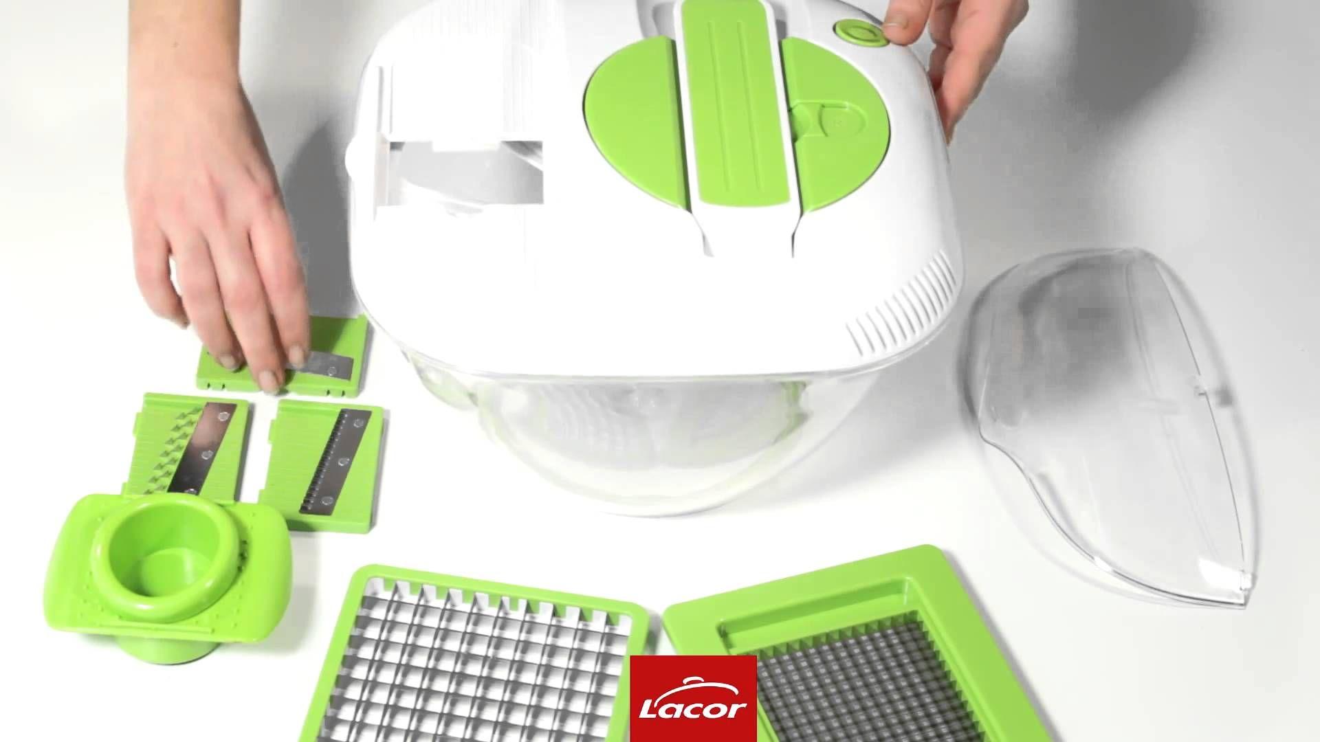 Mandolina de cocina centrifugadora de verduras cortador for Mandolina utensilio de cocina