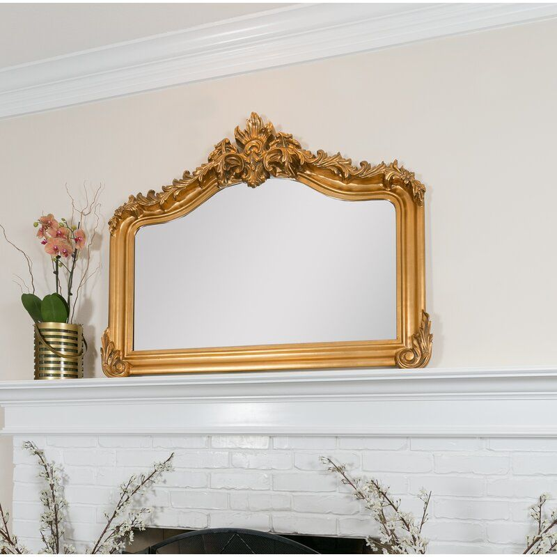 Astoria Grand Traditional Accent Mirror & Reviews