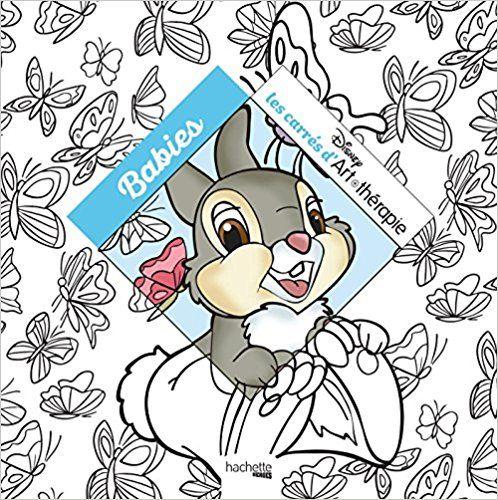 Disney Babies Carres A Colorier Amazon Fr Jean Luc Guerin Audrey Bussi Disney Livres Livre Coloriage Livre De Couleur Disney
