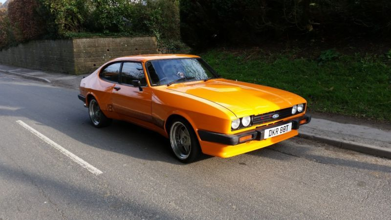 Ford Capri Mki Rs2600 Cologne Wide Arch Kit By The Looks Of It