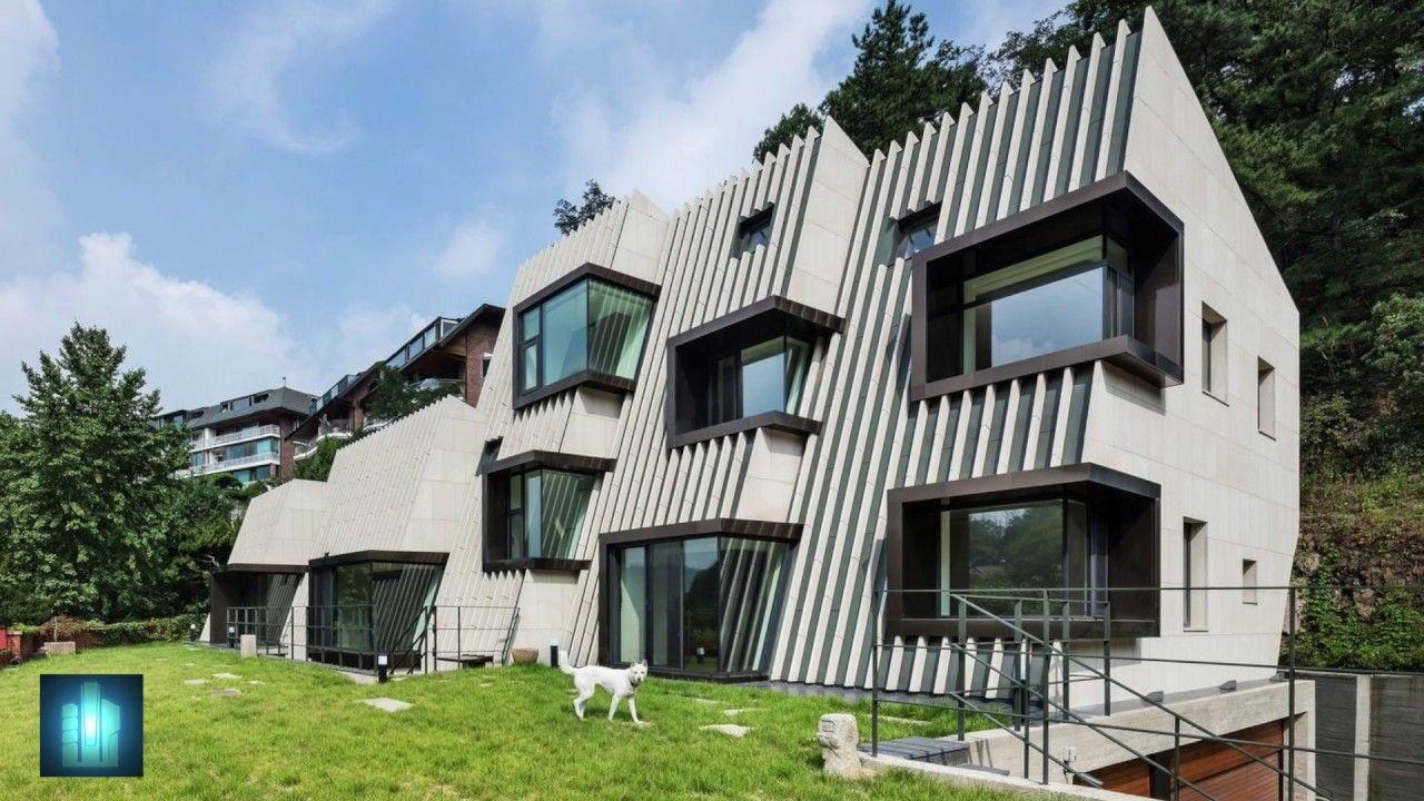 Deep house poly m ur modern architecture house design
