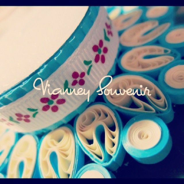 Candle pad blue season