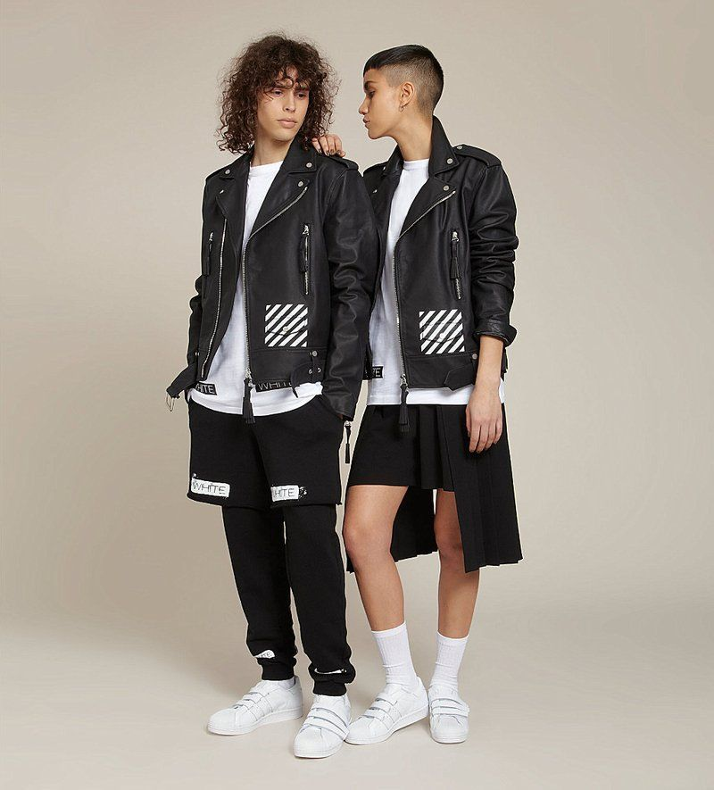 Gender Fluid Fashion How Brands Came To Embrace Ungendered Clothing Gender Fluid Fashion Gender Neutral Fashion Genderless Fashion