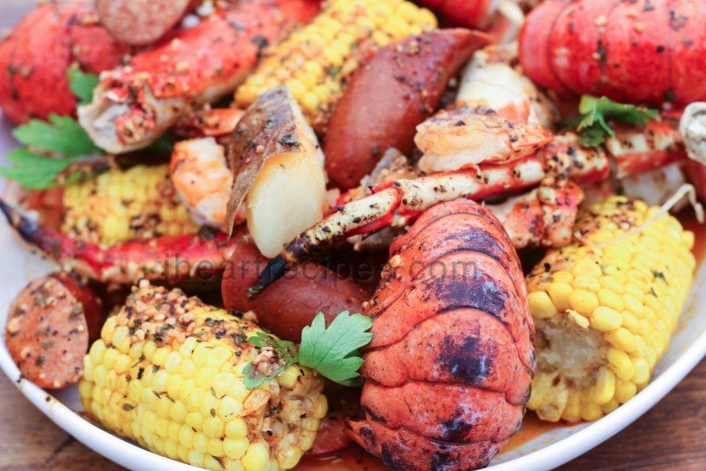 Ultimate Seafood Boil   I Heart Recipes
