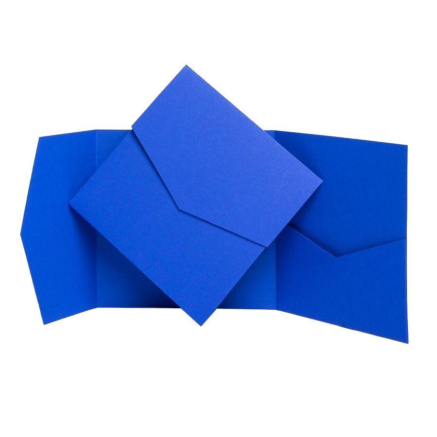 16+ Pocket wedding invitations kits ideas