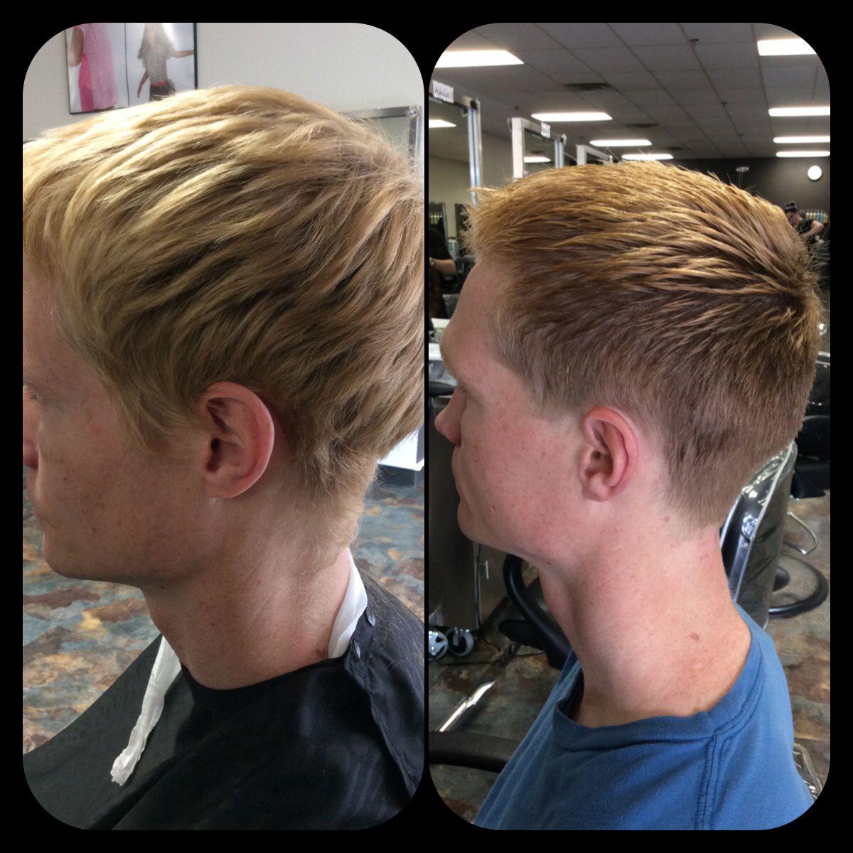 Evcc Cosmetology Beauty School Haircut Clippercut Handsome