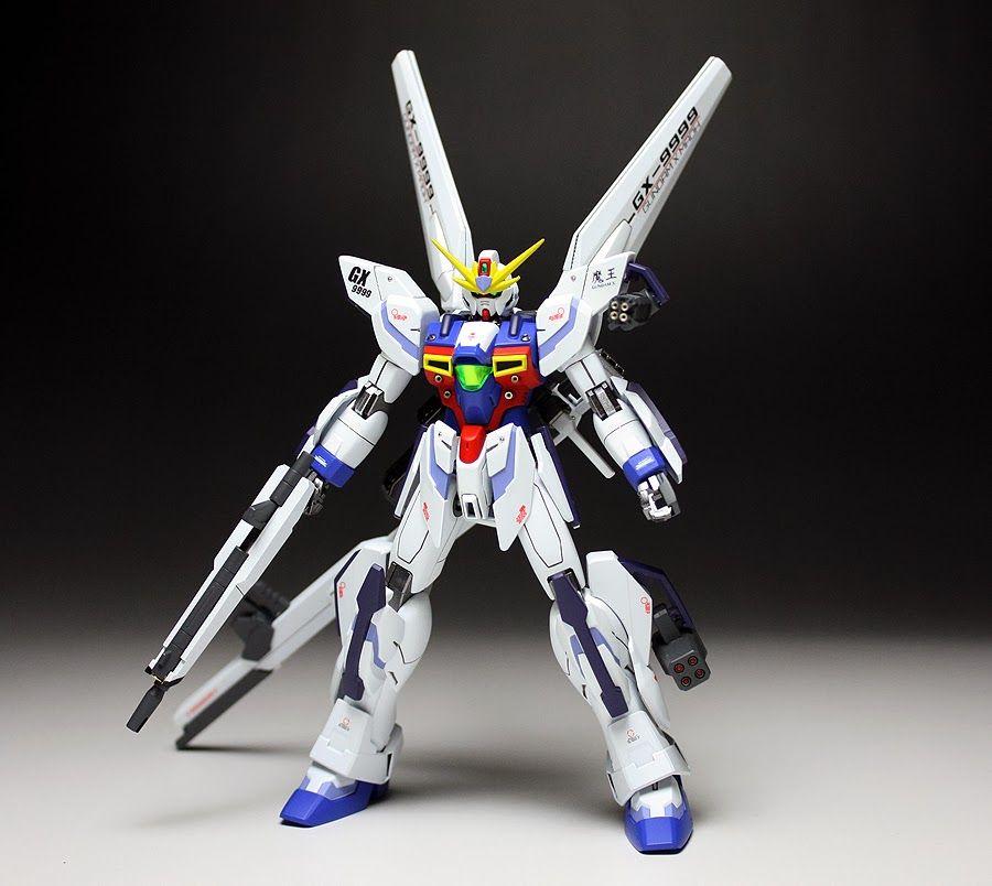 15+ Gundam X Hg Illustration 11