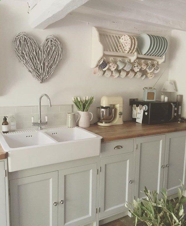 Cuisine Champêtre Moderne: Amazing Kitchen Decor For Your House. Visit Our Blog For