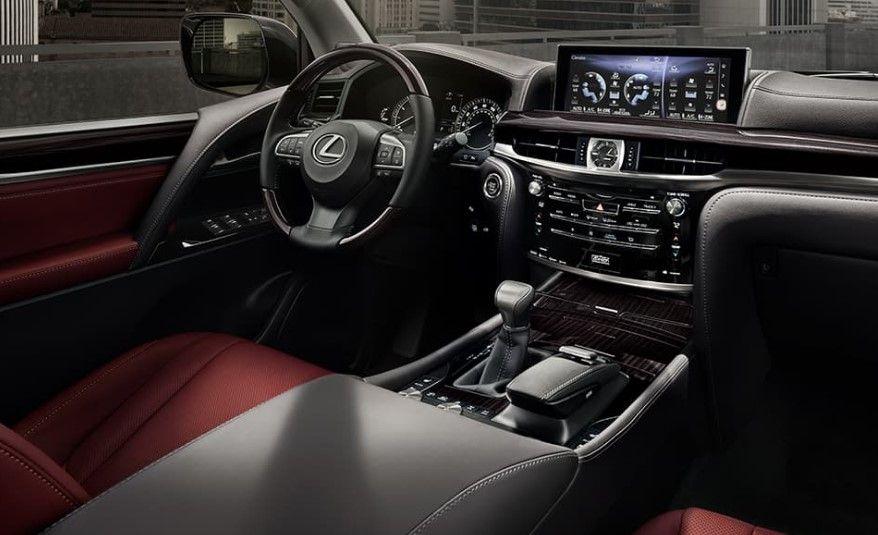 2020 Lexus Lx 570 Interior Lexus Lx570 Lexus White Lexus