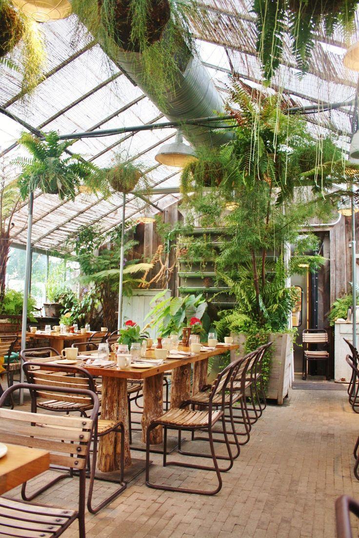 Two Eat Philly Terrain at Styer's Garden Cafe Garden