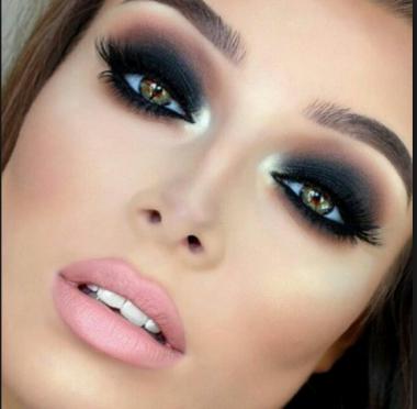 Maquillaje Para Una Boda De Noche Con Sombras Maquillaje