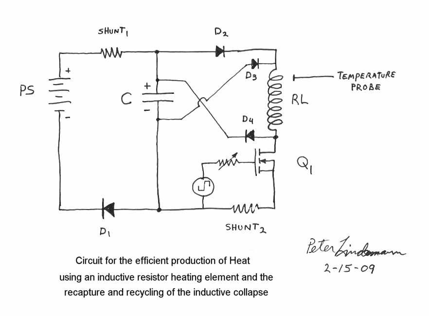Simple Induction Heater Circuit Google Search