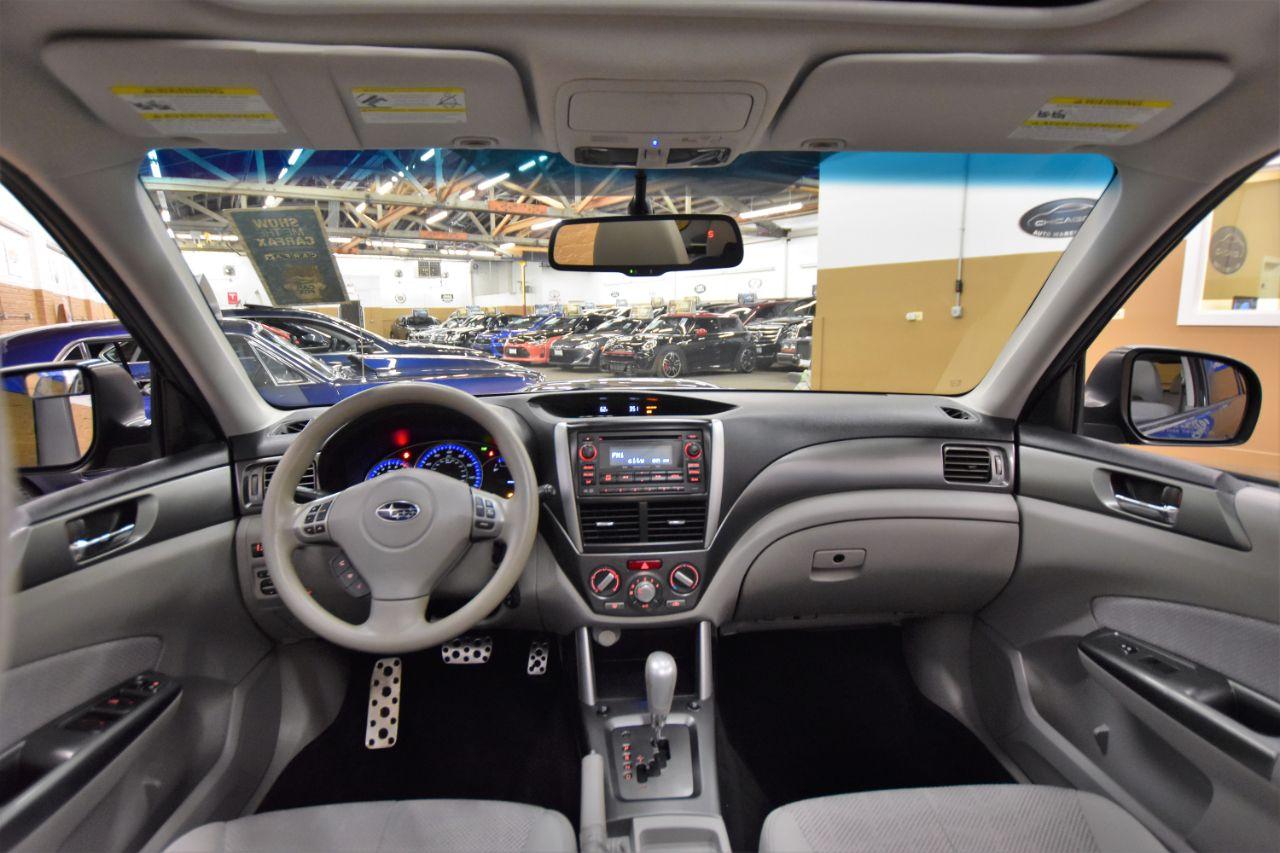 2012 Subaru Forester 2.5XT Premium Only 36k Miles
