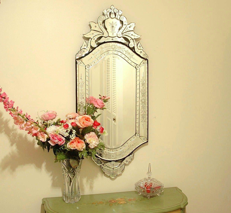 Venetian Art Deco Mirror ebay | Spiegel, Spiegel | Pinterest | Art ...