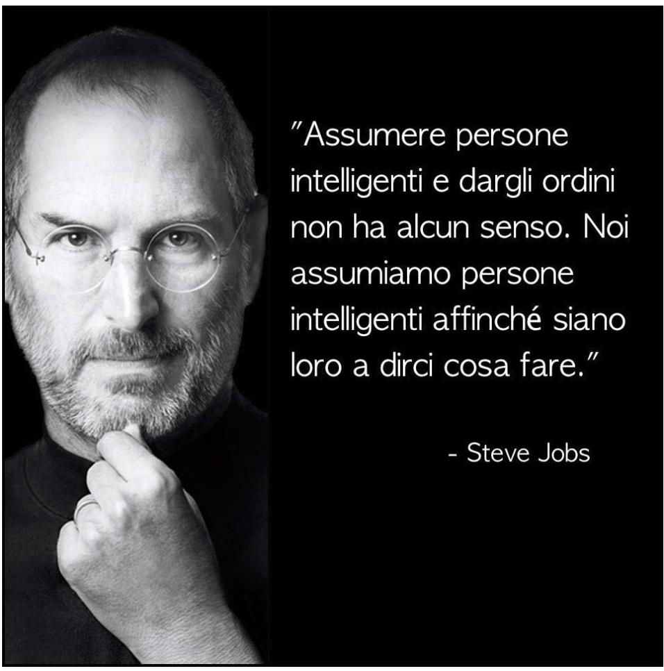 Steve Jobs Frasi Intelligenza Lavoro Citazioni Carine