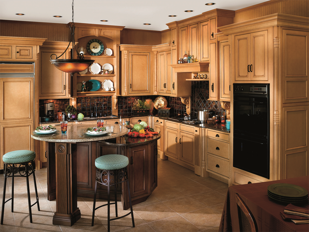 Finest Haas Cabinets To Bring A Dream Kitchen To Life : Chatodining