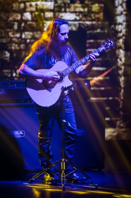 Dream Theater Vejle Musikteater,Denmark 120316