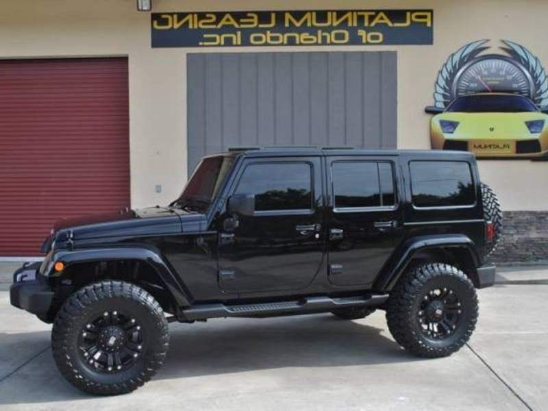 Jeep Wrangler Unlimited Sahara X Black Florida Mitula Cars Sport