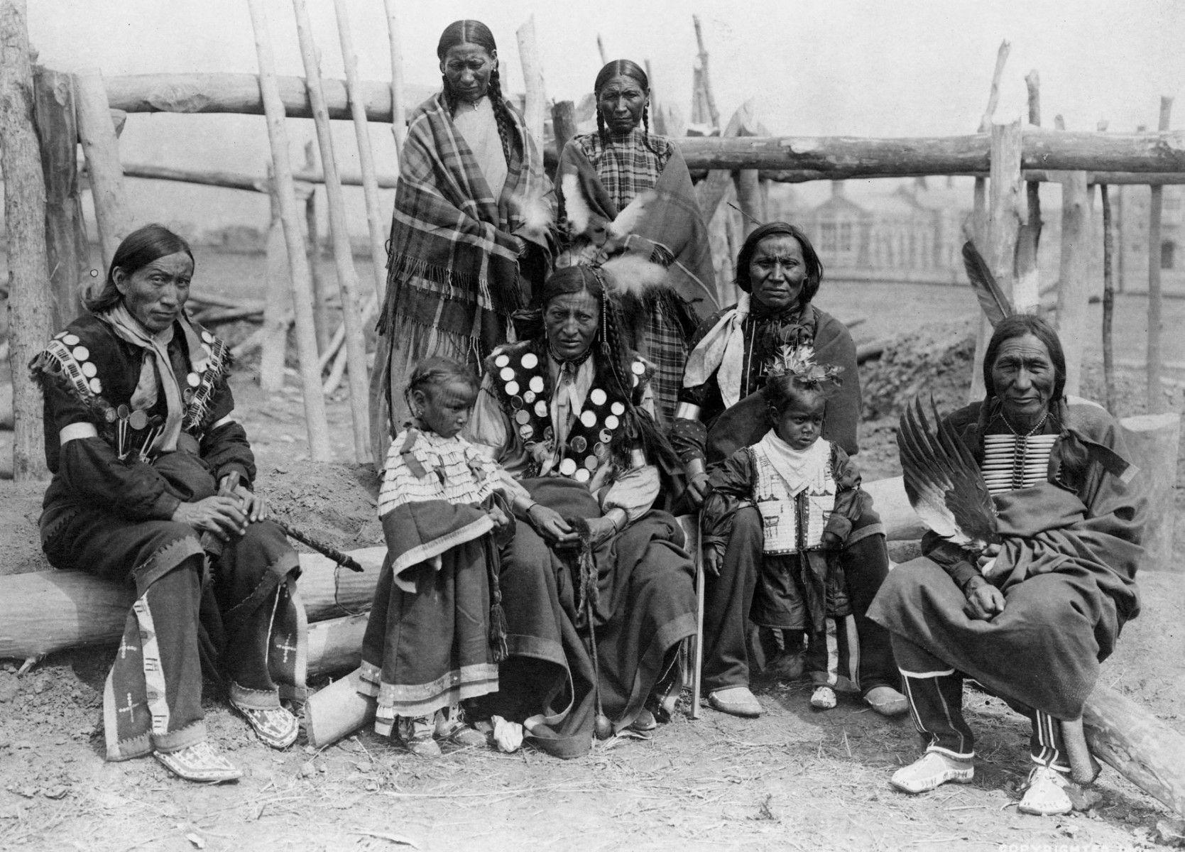 фото племен индейцев америки ветер сильный