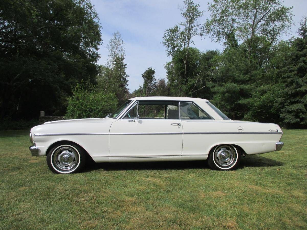 1965 Chevrolet Chevy Maintenance/restoration of old/vintage vehicles ...
