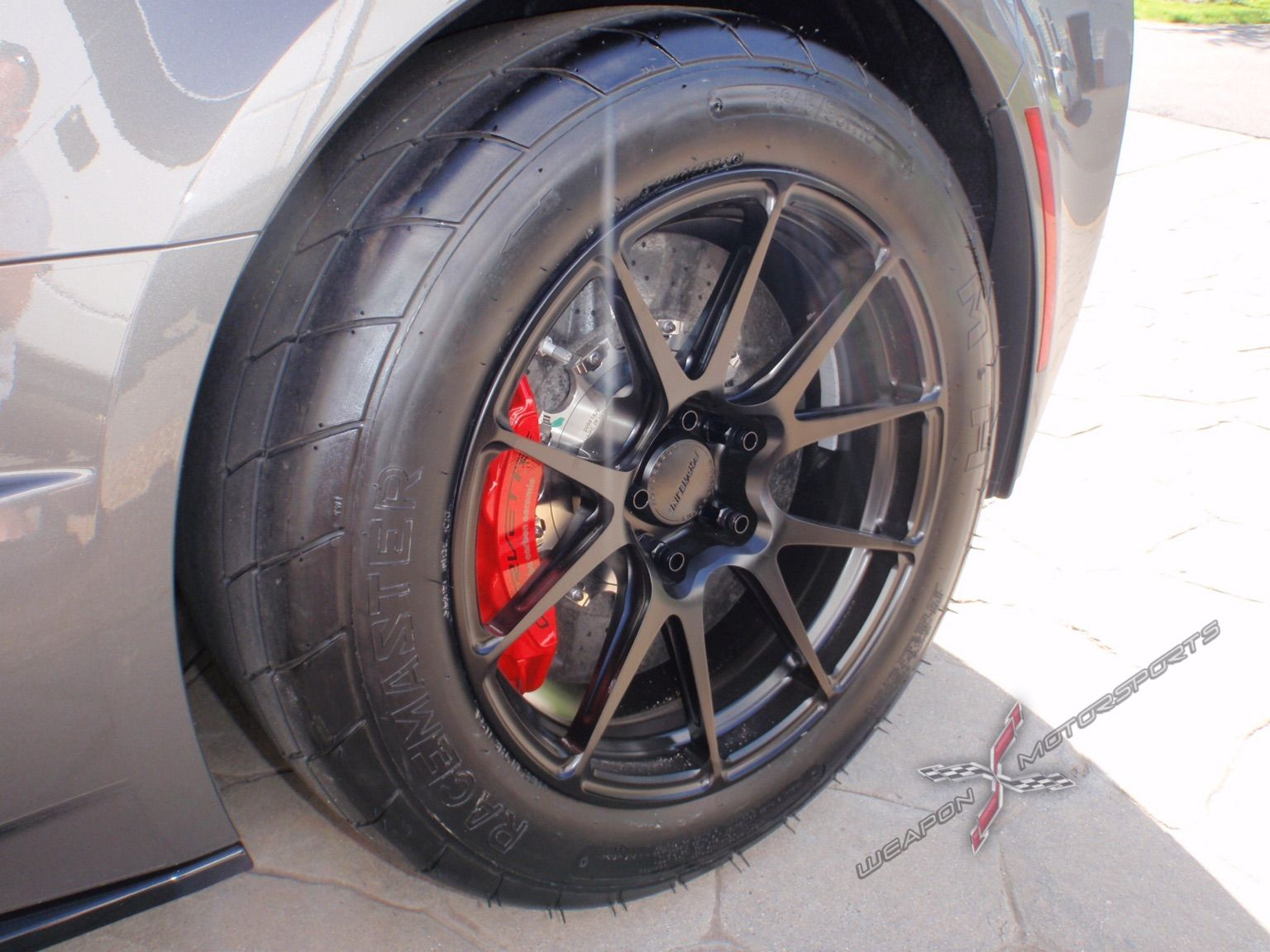 Rob M contacted Weapon X Motorsports and invested in wheels that