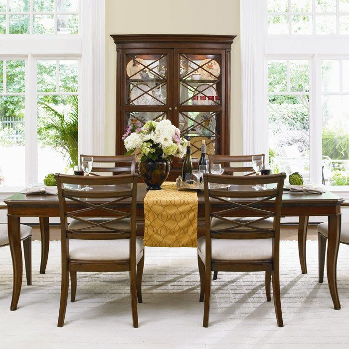 Digging This Dining Room Set Especially The Chairs  For My House Captivating Better Homes And Gardens Dining Room Decorating Inspiration