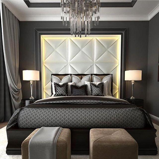 Best Luxury Bedroom Background Royal Bed Rusticglambedroom 400 x 300