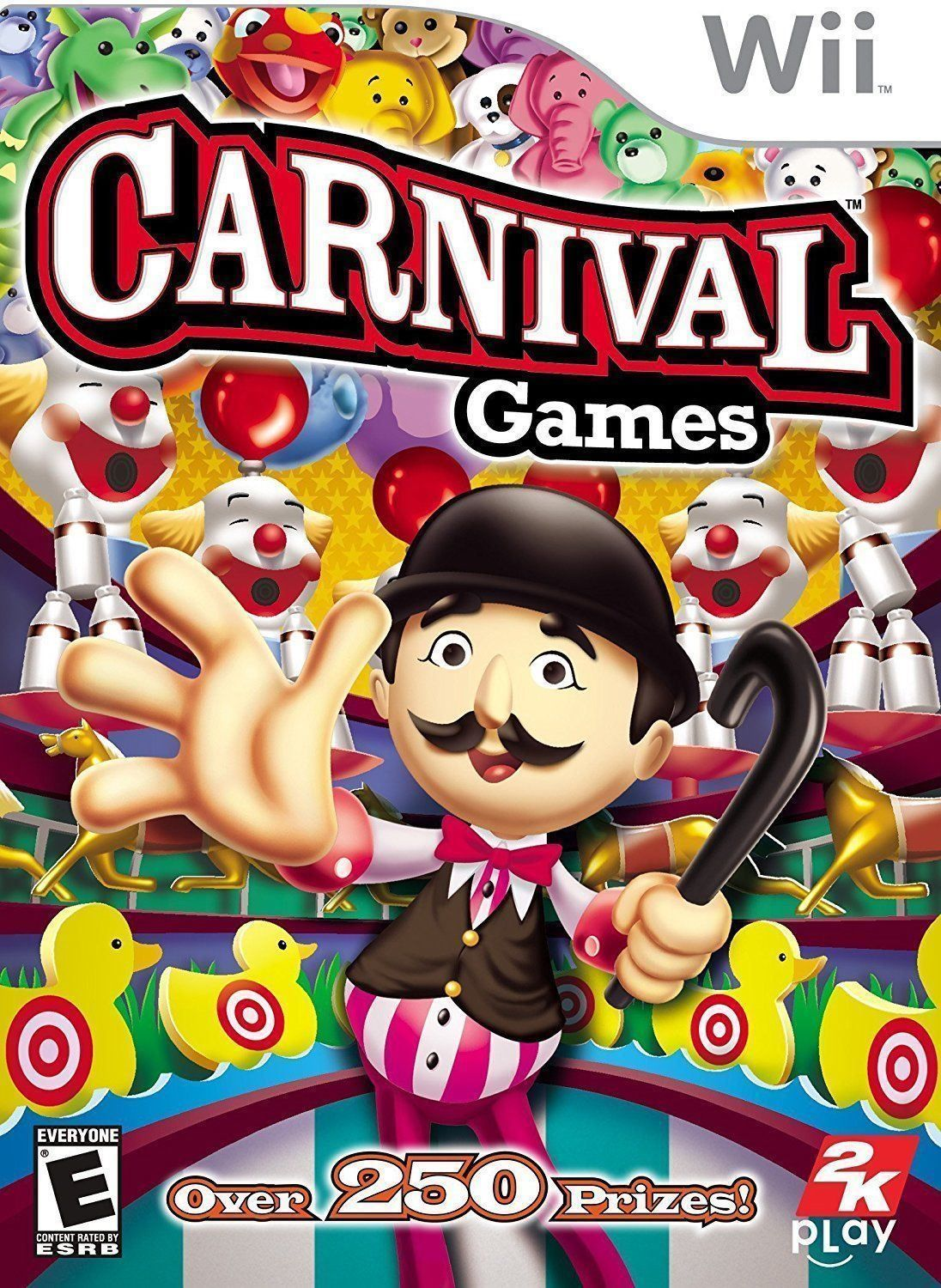 Carnival Games Nintendo Wii Products Pinterest Juegos