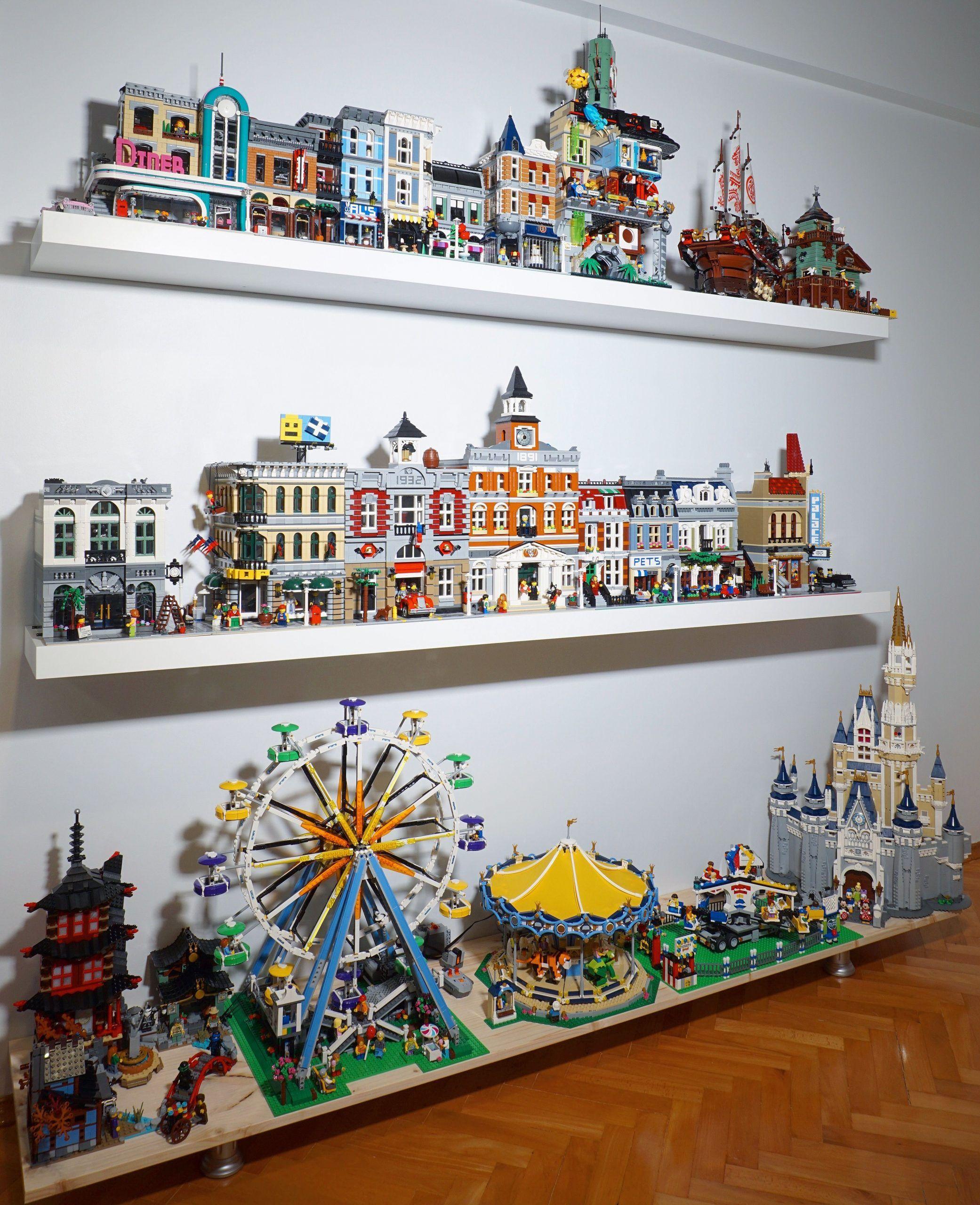 Schone Lego Kollektion Kollektion Lego Schone Lego Room Lego Room Decor Lego Display
