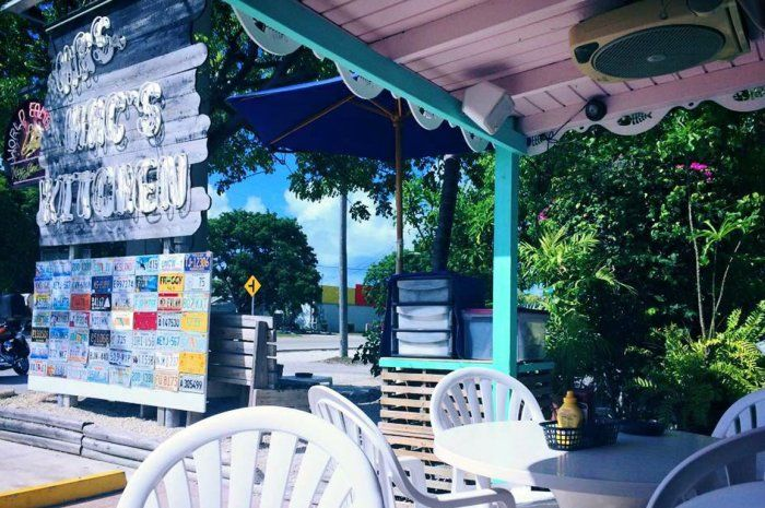 mrs macs kitchen key largo from 10 unique restaurants in the florida - Mrs Macs Kitchen