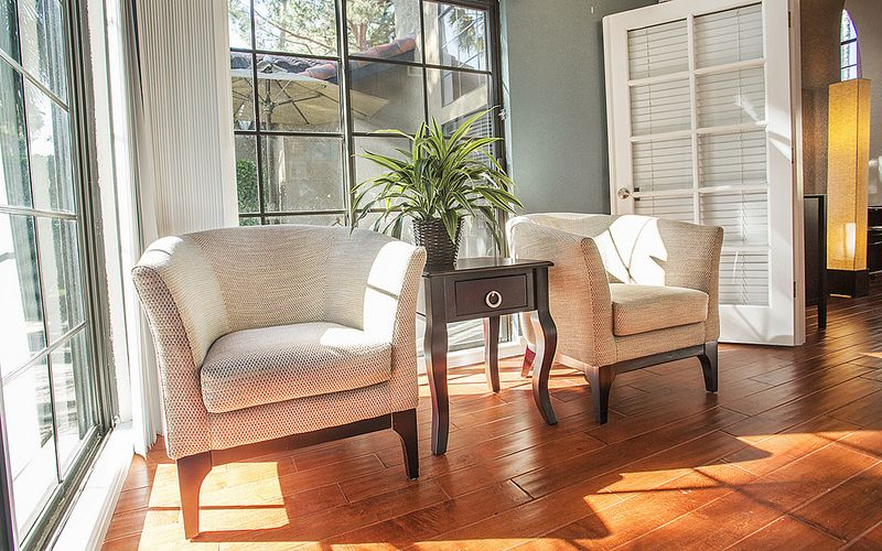 Mirada at La Jolla Colony Apartments Apartment interior