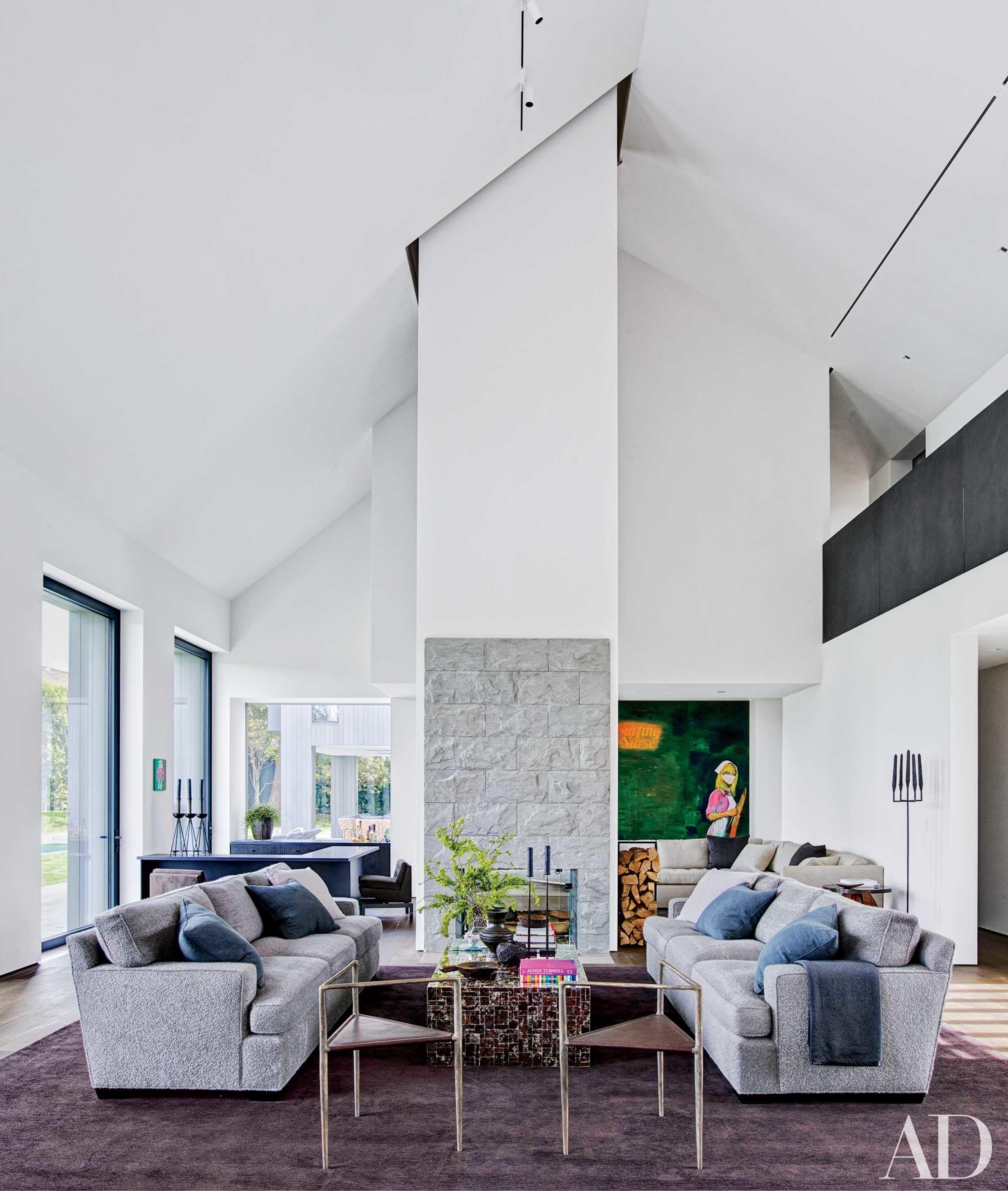 18 Stylish Homes with Modern Interior Design | Modern interiors ...
