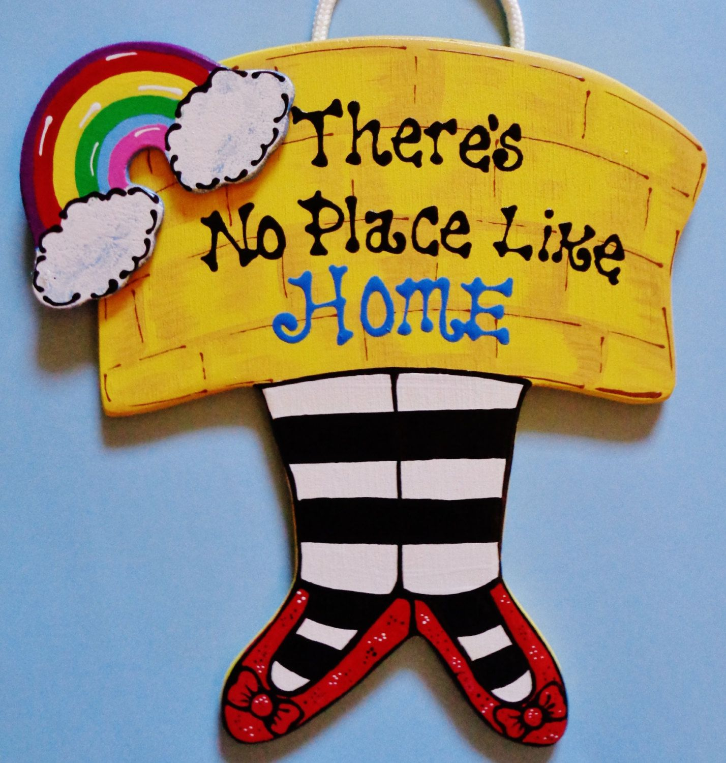 There\'s No Place Like Home DECOR SIGN Wall Plaque Home Family Deck ...