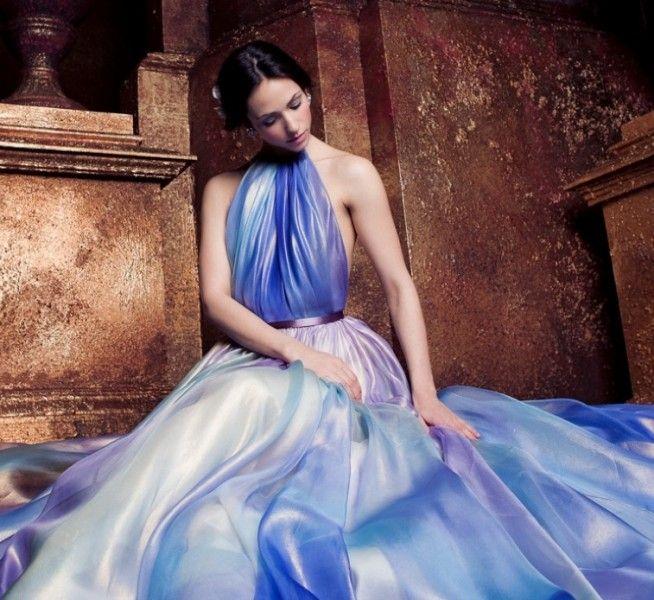 Photo of Színes esküvői ruhák