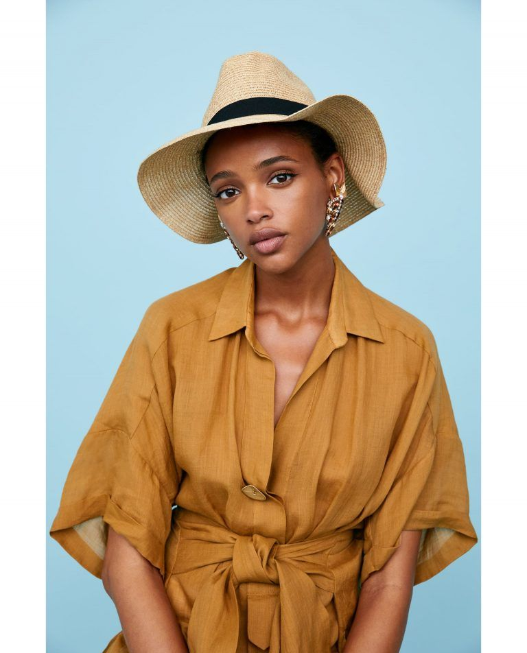 15 Cute Sun Hats That Won't Make You Feel Like A Dork is part of Zara Home Accessories Street Styles - Protect your skin from the blazing sun this summer with these chicyetfunctional sun hats