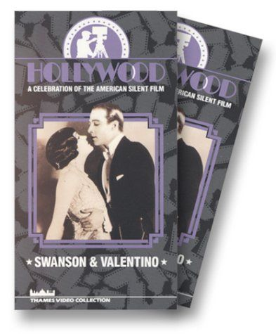 Hollywood: A Celebration of the American Silent Film, Complete Set 1-13 [VHS]  http://www.videoonlinestore.com/hollywood-a-celebration-of-the-american-silent-film-complete-set-1-13-vhs/