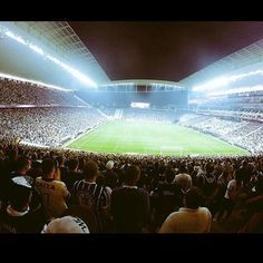 Sport Club Corinthians Paulista | Arena Corinthians