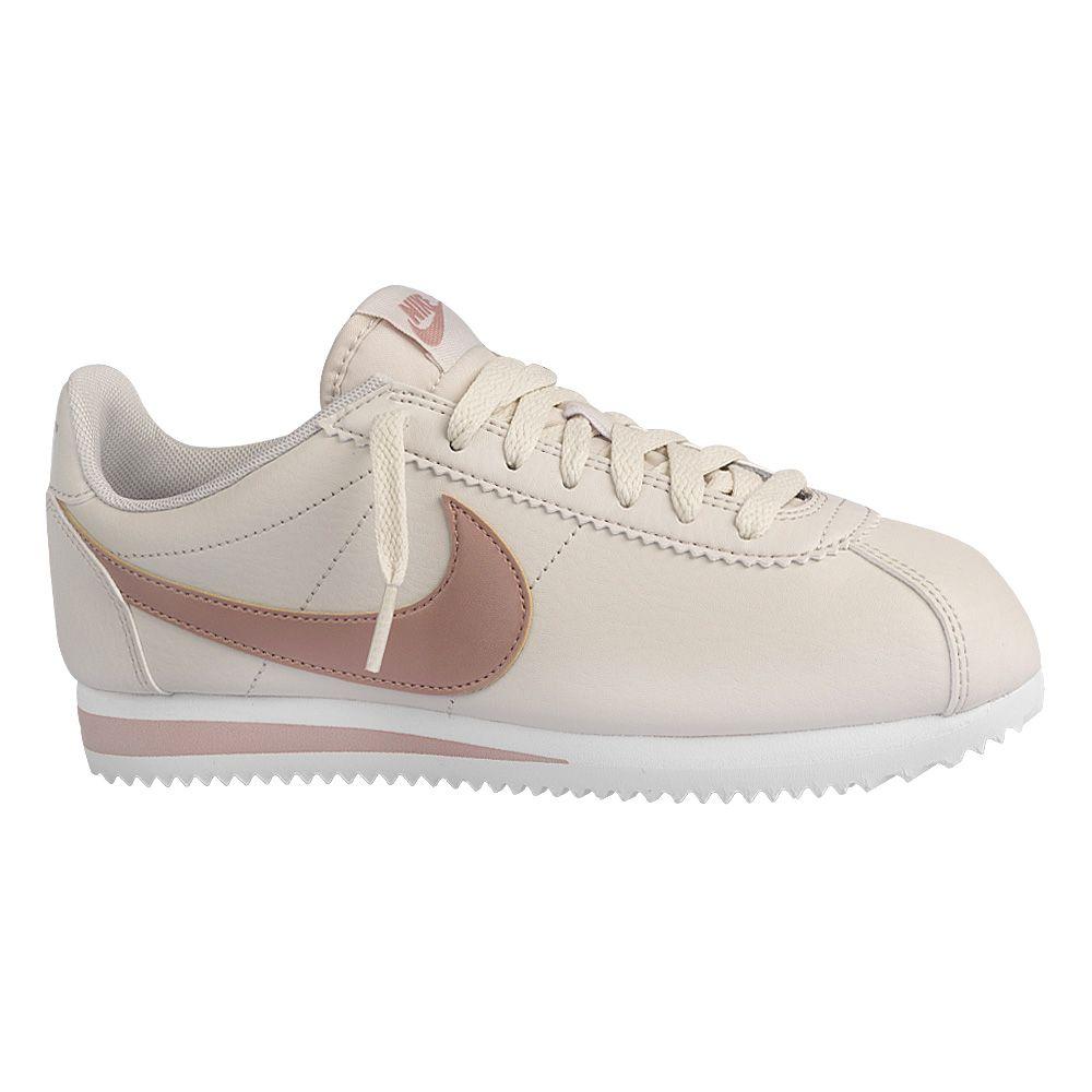 Tênis Nike Classic Cortez Leather Feminino- O primeiro calçado para corrida  da Nike- Cabedal 2dc23d0a4763d