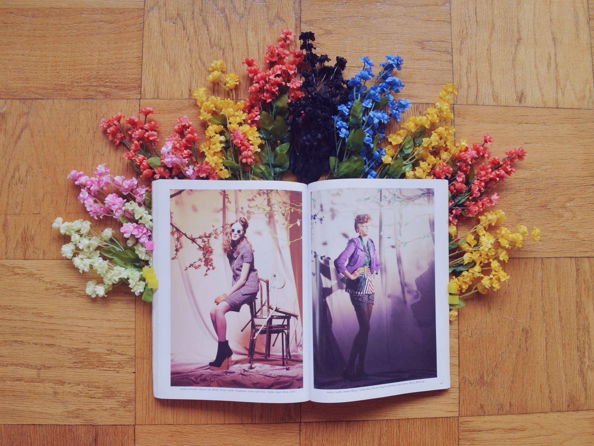 Print Preservation: Lula Magazine Issue 8