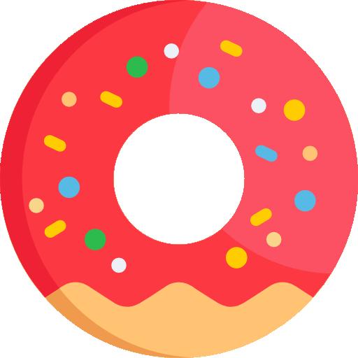 Donut Free Vector Icons Designed By Freepik Vector Free Free Icons Vector Icon Design
