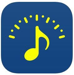 Tuner & Metronome app through the Apple App Store App