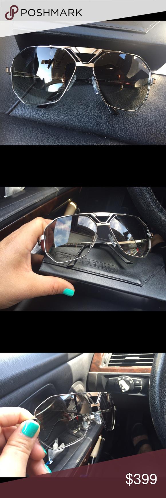 510ab56de826 Cazal Sunglasses Cazal 9058 Sunglasses brand New with case Cazal  Accessories Glasses