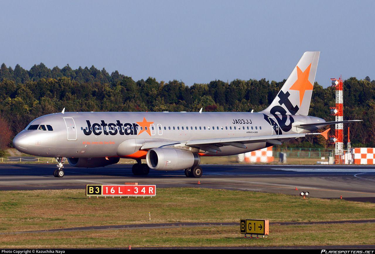 Airline: Jetstar Japan Registration: JA03JJ Aircraft Variant