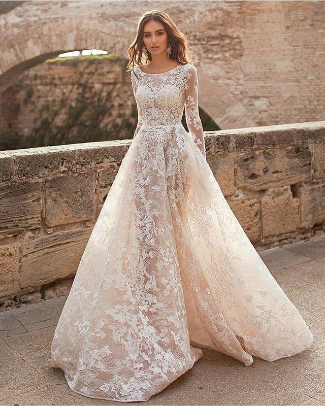 Naviblue 2019 Wedding Dresses Dolly Collection: Emilie Bishop (@emiliebishop) • Instagram Photos And