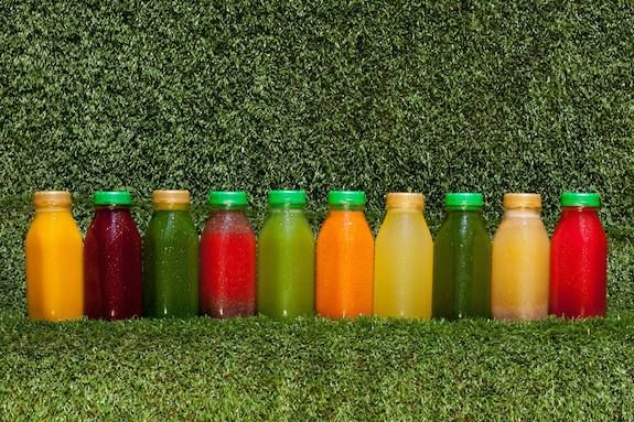 Cold-pressed juice brand Urban Greens started with a garden in Astoria—but it's headed to Manhattan.
