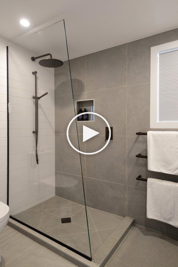 Durchsuchen 53 Fotos Von Duschwandverkleidung Finden Sie Ideen Und Inspiration Fur Duschwandverkleidung Zu Ihrem Eigenen Haus Hi In 2020 Badkamer Modern Badkamerideeen