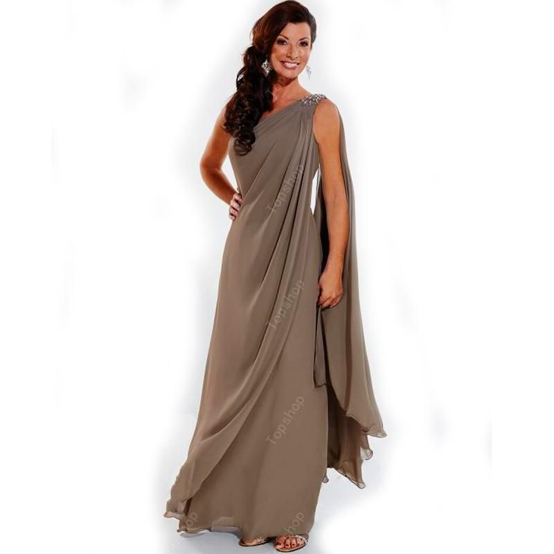 Mother Of The Bride Dresses St Louis Modest Floor Length