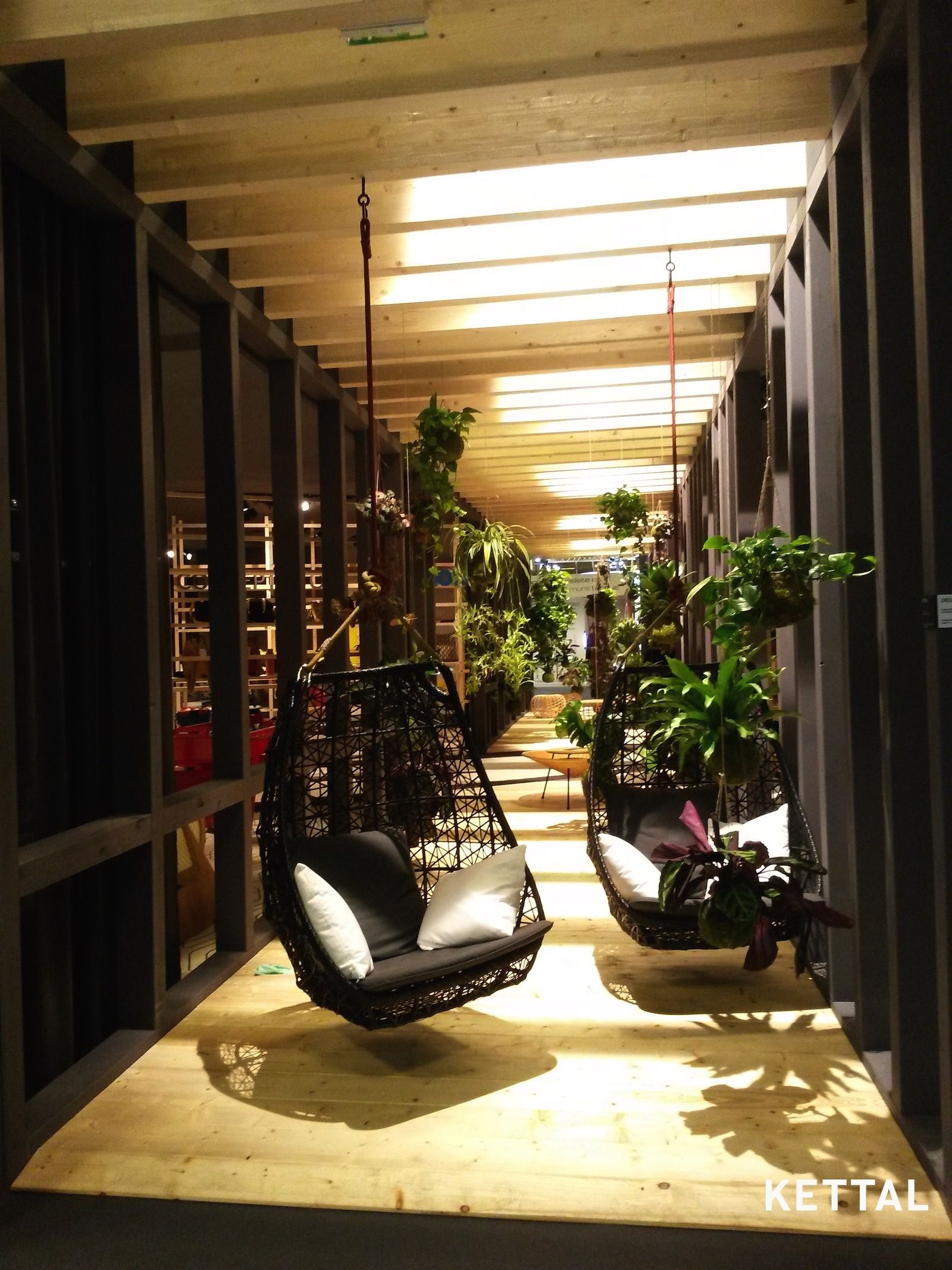 Hotel Gallery @Equip'Hotel 2014 Kettal products, Basket, Maia.. Let's go! #urquiola #ditzel @Equiphotelparis #paris #design #innovation #equiphotel #design #outdoor #furniture #indoor #new #contract #resort #mobilier #hospitality #tradehair #chair