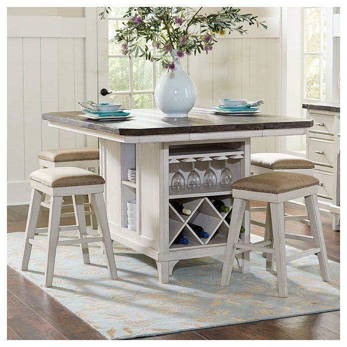 Exceptionnel Georgetown Kitchen Island Set